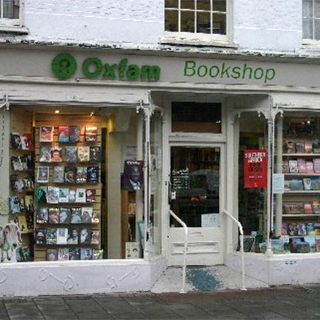 Oxfam Charity Shop