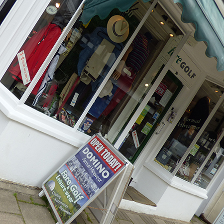 Fore Golf Sports Shop