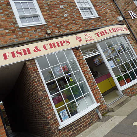 Fish Chip Takeaway