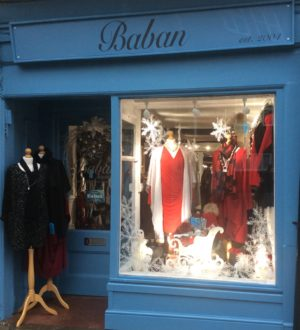 Baban Boutique on the Buttermarket in Thame