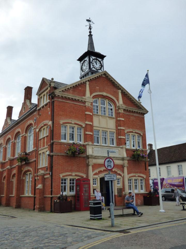 Thame Town Hall