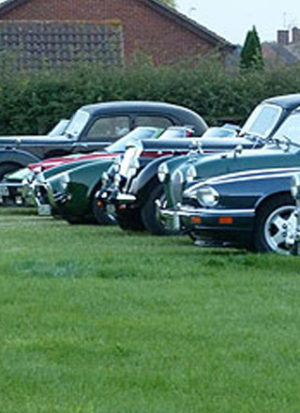 Thame & District Classic Motor Club