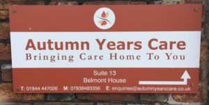 Autumn Years Care