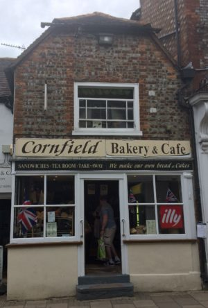 The Cornfield Bakery