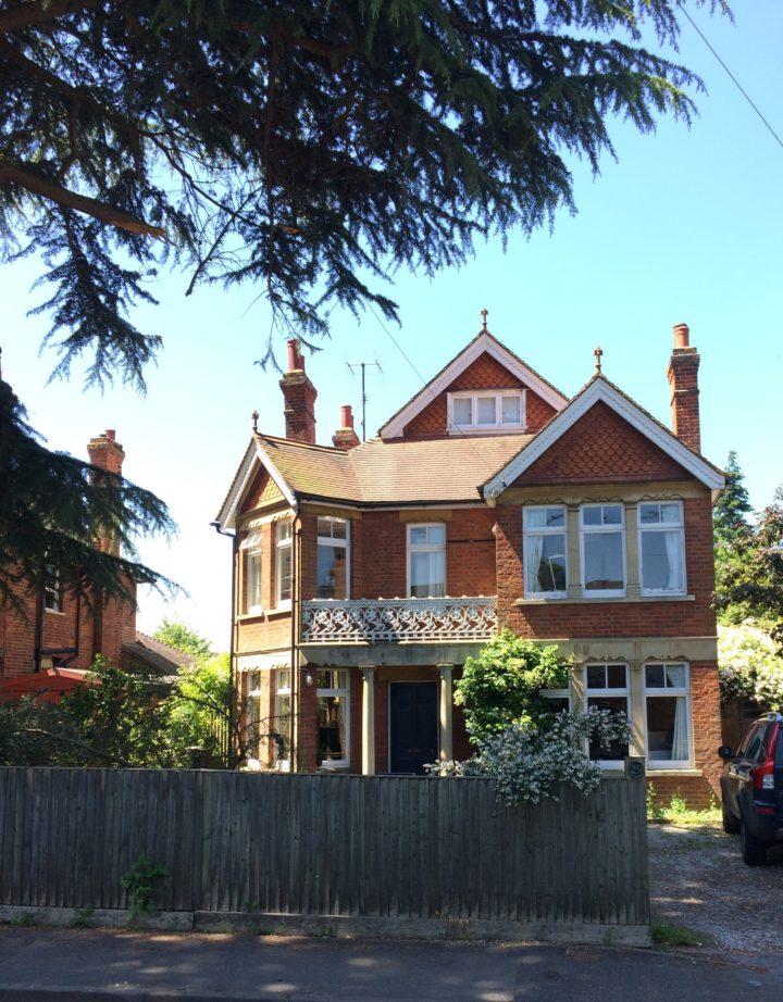 Edwardian House on Croft Road