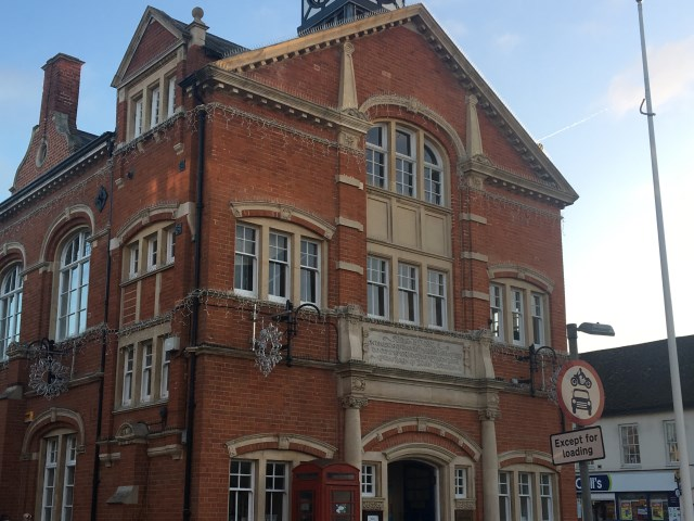Image of Thame Town Hall