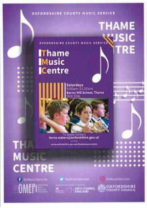 Thame Music Centre