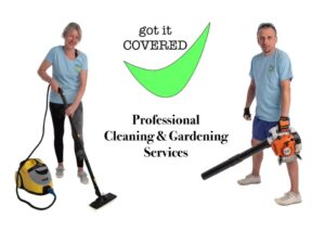 Got it covered cleaning & gardening service