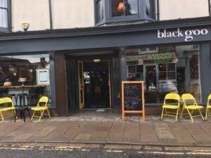 Black Goo Café